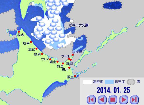流氷の上って歩けるの?北海道「流氷の楽しみ方」