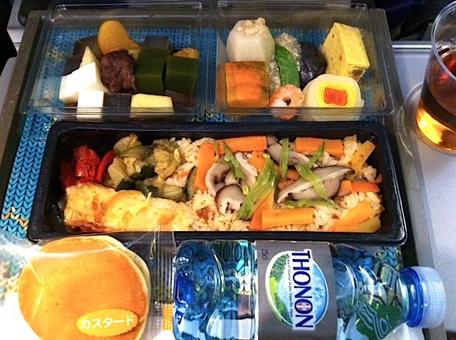 【機内食で世界巡り】成田空港〜アムステルダム間「KLMオランダ航空」