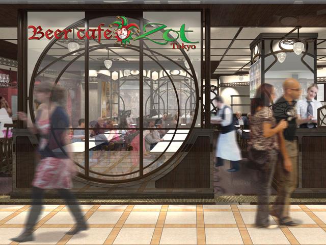 都内にいながらベルギー気分!ベルギーづくしの「ビアカフェ」がオープン
