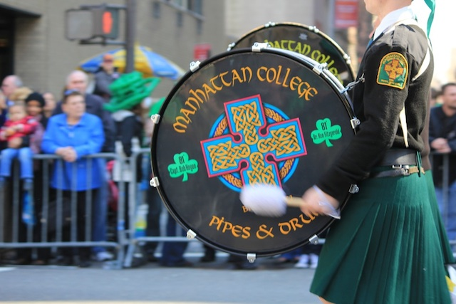 緑色以外は厳禁?!ニューヨークが緑一色に染まる「聖パトリック・デイ」