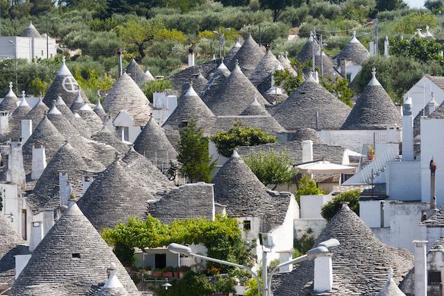 世界遺産住居「トゥルッロ」に隠された人々の知恵