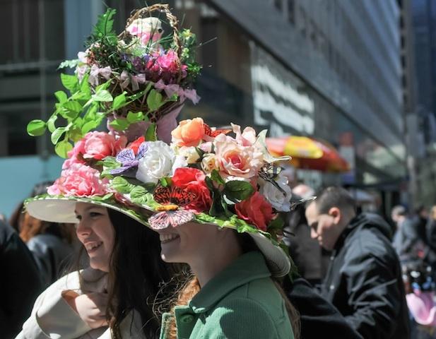 【目立ちたがり屋が大集合】ニューヨーク流、5番街のイースター・パレード