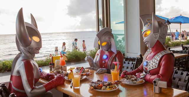 ハワイ州観光局がウルトラマンとコラボしたプロモーションが面白すぎる