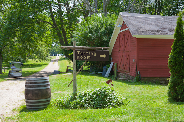 NYの田園風景を楽しむ。黒船ペリーファミリーのワイナリー