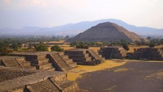 【メキシコ】世界遺産「テオティワカンの太陽のピラミッド」が沈下の危機に!