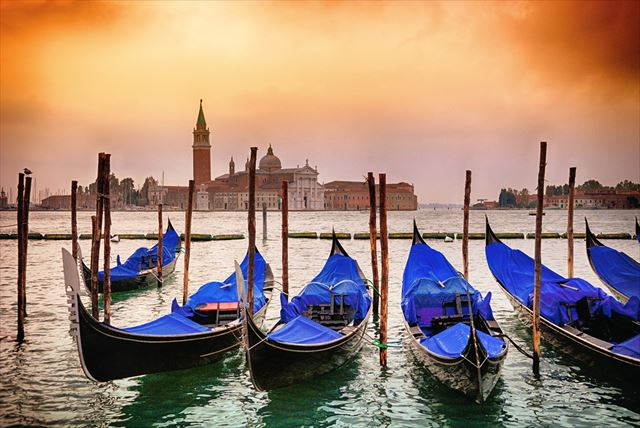 【イタリア】ヴェネツィアにあるカラフルな姉妹島、ブラーノとムラーノ