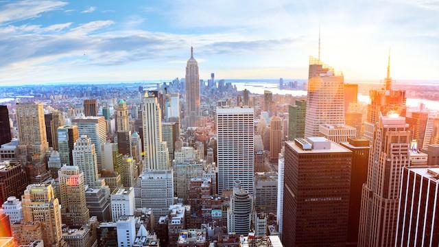 眠らない街ニューヨークで、ホッとできる癒しのスポット3選