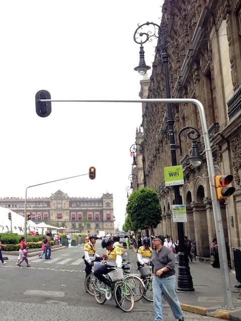 旅行者に嬉しい、メキシコシティのフリーwifiスポットが増加中!