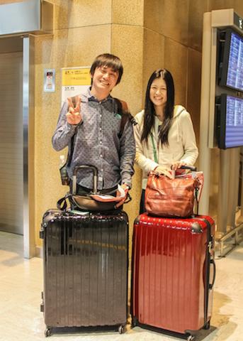 【旅人SNAP】YOUは何しに海外へ?@成田国際空港 vol.11