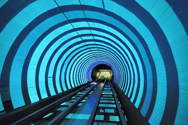 予想を遥かに超える、世界の「クールな地下鉄」5選
