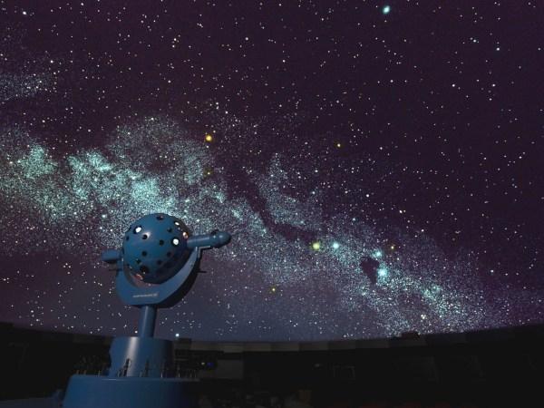 ただ星を見るだけじゃない!大人レジャーに変わりダネ「プラネタリウム」