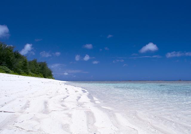 【グアム】限りない透明度!最北端の楽園、「リティディアンビーチ」に迫る