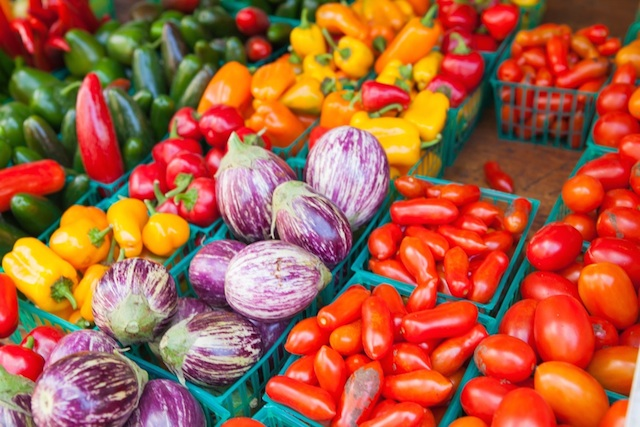 フレッシュな野菜は美しい、NYの「グリーン・マーケット」で旬を味わう