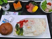 【機内食で世界巡り】トルコ航空 特別機内食「シーフードミール」