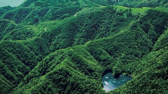 【北海道】日本で発見!自然が生み出した、美しきハート型の大地