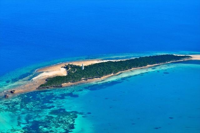 死ぬまでに行ってみたい、インド洋に浮かぶレストラン