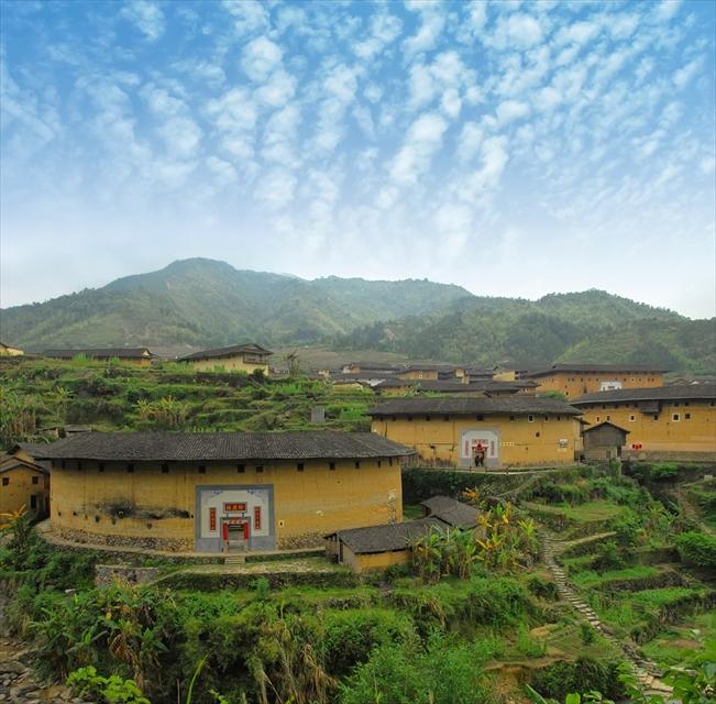 【世界遺産】今も人々が生活を続ける、中国の円形住居「福建土楼」