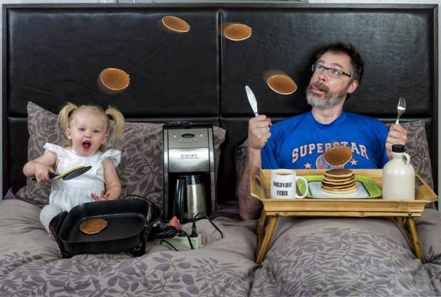 父親業をやってみたくなる?新米パパと娘が成長していく過程とは