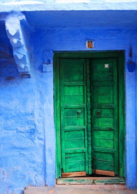 爽やかなブルーが美しい!インドにもあった青の町「ジョドプール」