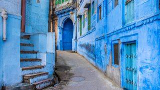 目の覚めるようなブルーが美しい!インドにもあった青の町「ジョドプール」