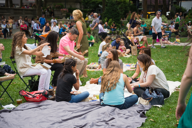 【NY夏の無料イベント】野外ステージで楽しむブロードウェイ・ミュージカル