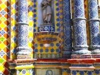 圧巻!先住民文化とバロックが超絶的に混じった、メキシコ教会建築巡り