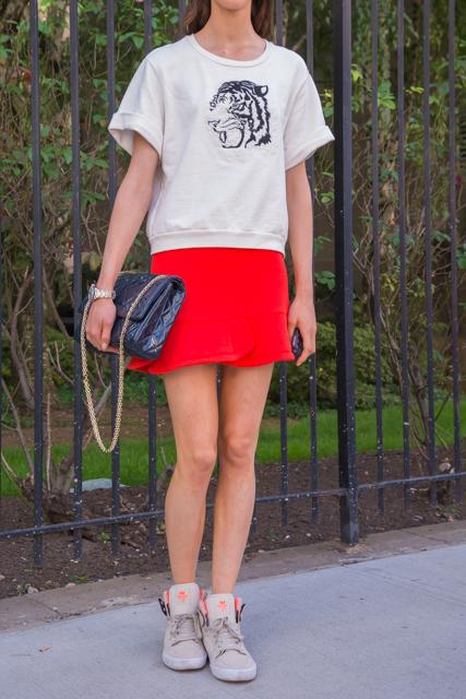 ニューヨーカーに学ぶ!NY流、Tシャツの着こなし方