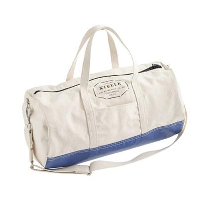 夏の週末旅行は、このバケーションバッグを持って出掛けたい!