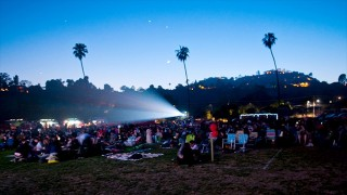 LAで一度は体験したい野外映画鑑賞ガイド!