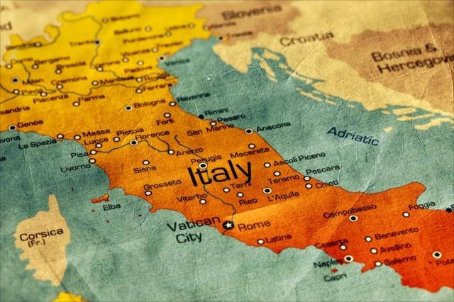 地域によって具材が大きく異なる?パスタでイタリアを一周してみよう