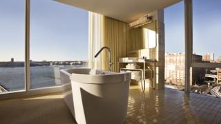 見てみたい!NYにあるデザイナーズホテルのバスルーム