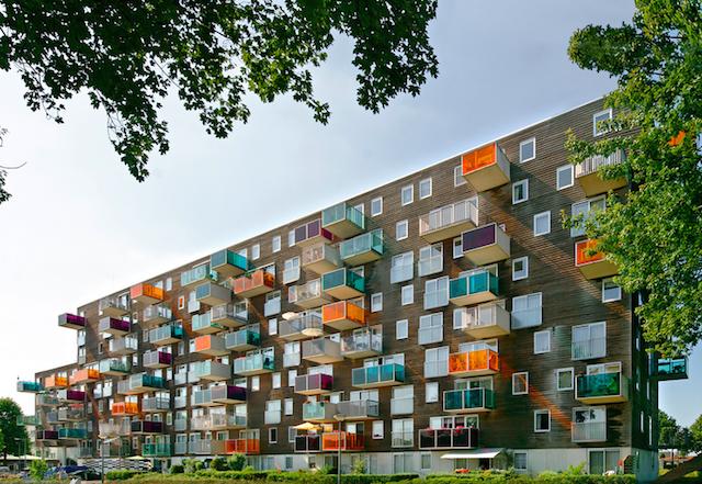 モダンで斬新!オランダの建築集団が手掛けた、奇抜な建築物3つ