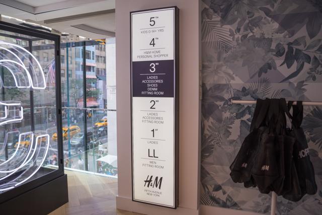 人気ブランド「H&M」のインテリア部門が、NY5番街にオープン!