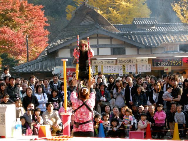 チャンスは11月!東海地方随一、4000本の紅葉が楽しめる「香嵐渓」