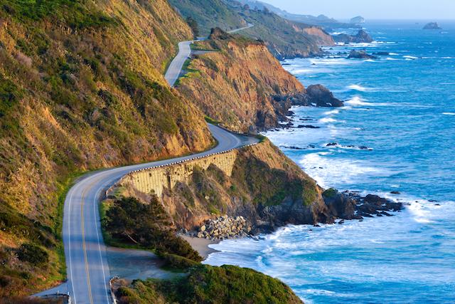 【アメリカ】初秋の「ビック・サー」を巡る、ロングトレイルの旅