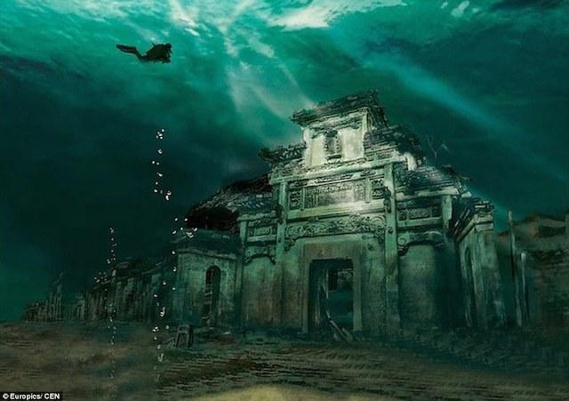 中国のアトランティス?千島湖に眠る美しき「千年古城」