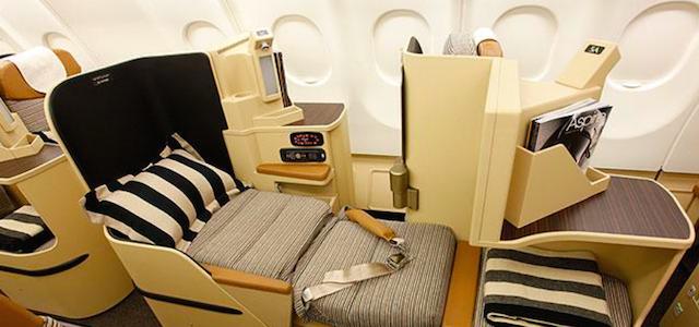 驚愕!ビジネスクラス航空券が12万円の超格安エアー時代がやってきた!