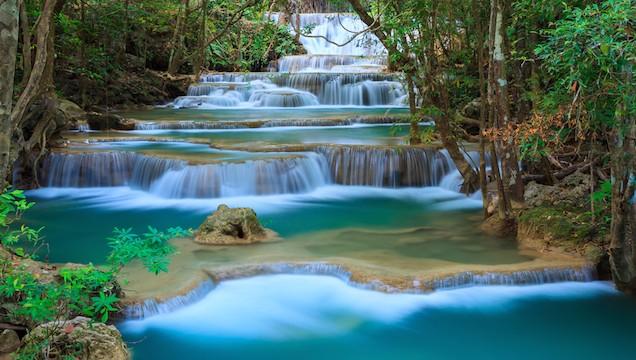 すべてを海へと流してくれる、世界の七つの川絶景