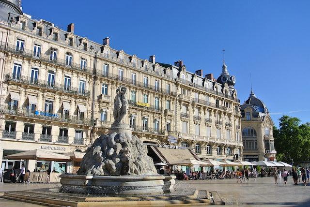 南仏のパリ? 華やかな都市「モンペリエ」を現地レポート