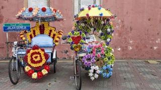 タイムスリップしよう。世界遺産都市マラッカの休日