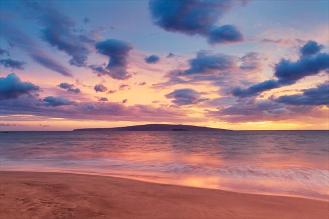 世界最高の島マウイ、癒しの絶景
