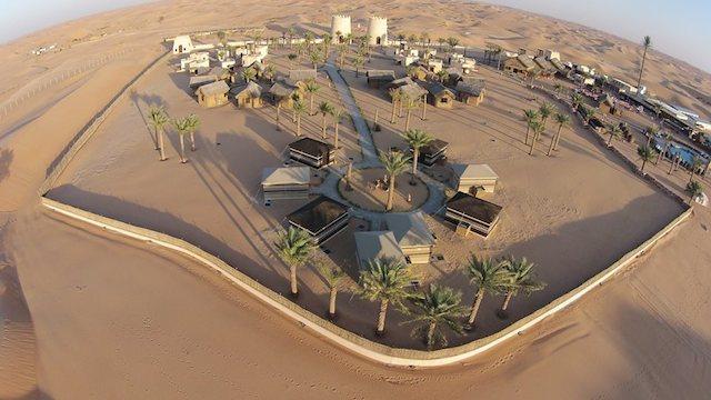 これぞ砂丘の楽園【アラビアンナイト文化遺産村】