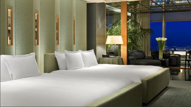 【利用者に評価の高いホテル】非日常の優越感 パークハイアット東京(新宿)