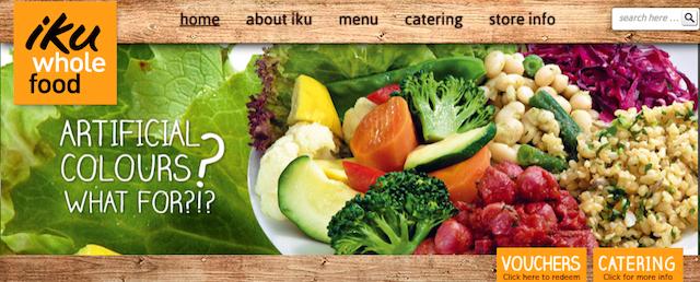 ホールフードを食べよう! シドニーで大人気のヘルシーカフェ「iku wholefood」