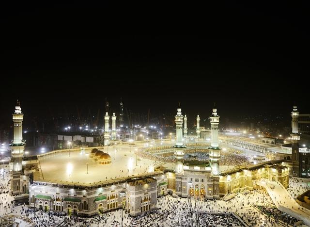 【サウジアラビア】知られざるメッカ巡礼。その荘厳な姿に迫る
