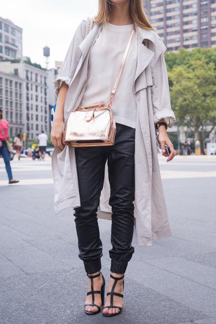この秋着たい大人のコート、ニューヨーカーの着こなしをチェック!