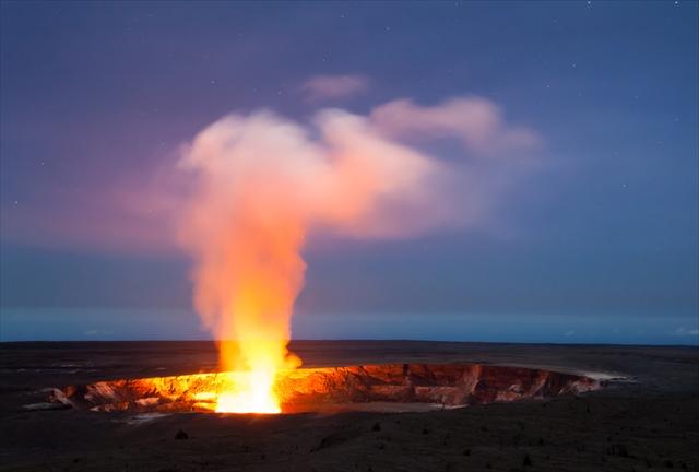 ビッグアイランド、ハワイ島。雄大な自然が生み出した美しい瞬間5選