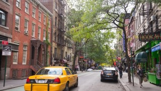 ニューヨーク グリニッジ・ビレッジ アート散歩
