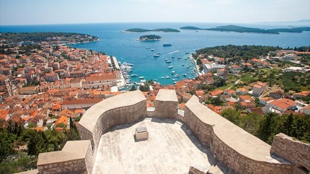 クロアチア「7つの世界遺産絶景」【今人気急上昇の旅行先!】