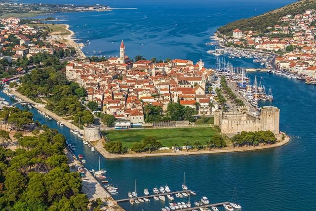人気急上昇のクロアチア、7つの世界遺産絶景